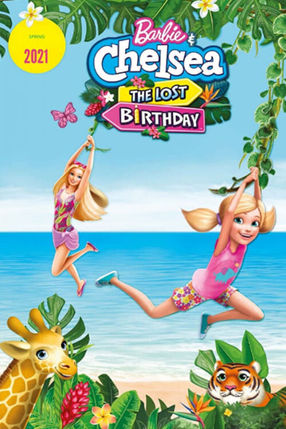 Poster: Barbie & Chelsea the Lost Birthday