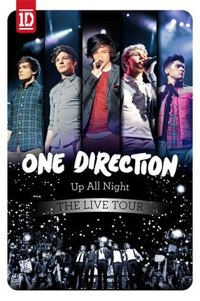 Poster: One Direction: Up All Night - The Live Tour