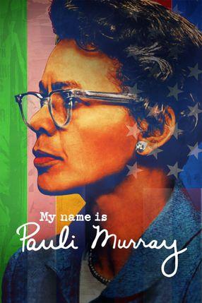 Poster: Ich bin Pauli Murray