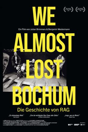 Poster: We Almost Lost Bochum