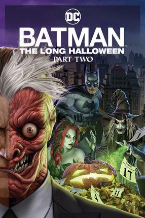 Poster: Batman: The Long Halloween - Teil 2