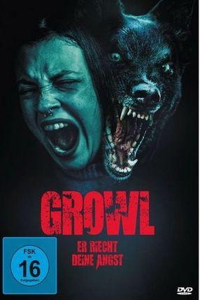 Poster: Growl - Er riecht deine Angst