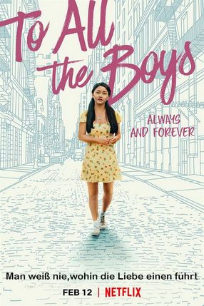 Poster: To All the Boys Always and Forever