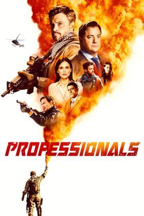Poster: The Professionals