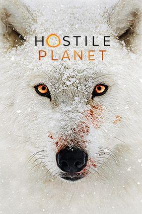Poster: Feindselige Erde