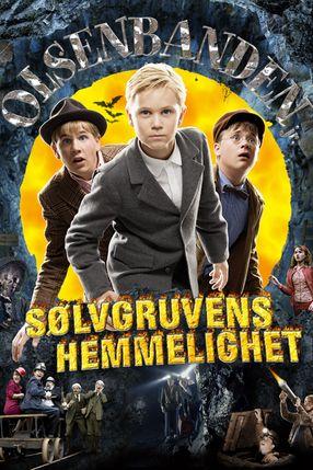 Poster: Die Olsenbande Junior und das Geheimnis des Silberstollens