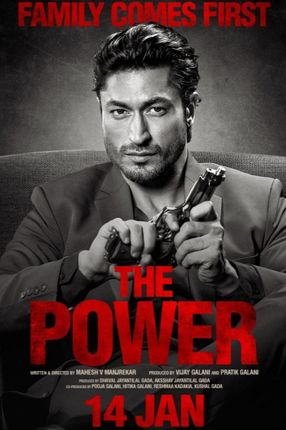 Poster: The Power