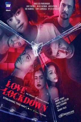 Poster: Love Lockdown