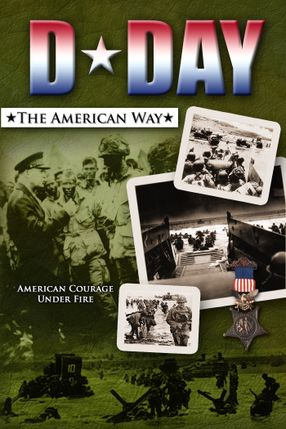 Poster: D-Day: The American Way