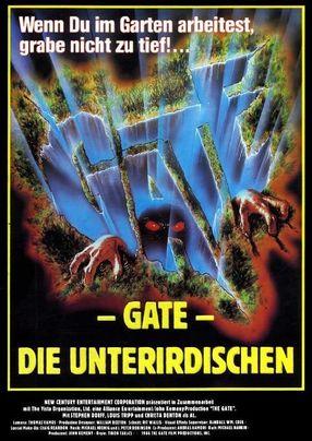 Poster: Gate - Die Unterirdischen