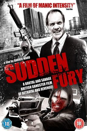 Poster: Sudden Fury