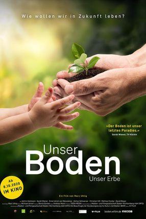 Poster: Unser Boden, unser Erbe