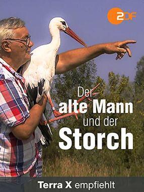 Poster: Der alte Mann und der Storch