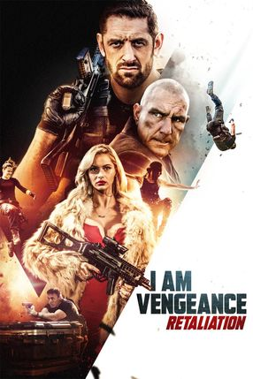 Poster: I Am Vengeance: Retaliation