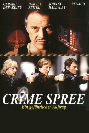 Poster: Crime Spree - Ein gefährlicher Auftrag
