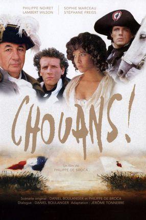 Poster: Chouans! – Revolution und Leidenschaft