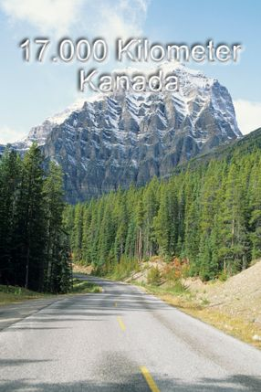 Poster: 17.000 Kilometer Kanada