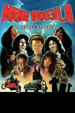 Poster: Mama Dracula - Gebissen wird später!