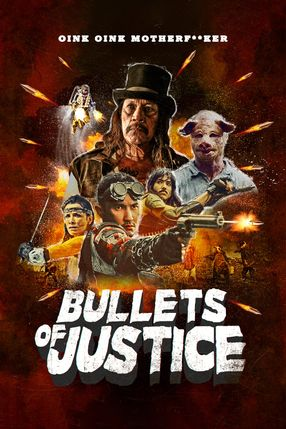 Poster: Bullets of Justice