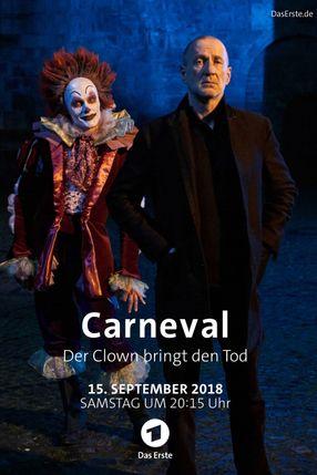 Poster: Carneval - Der Clown bringt den Tod