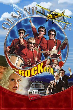 Poster: Die Olsenbande Junior rockt