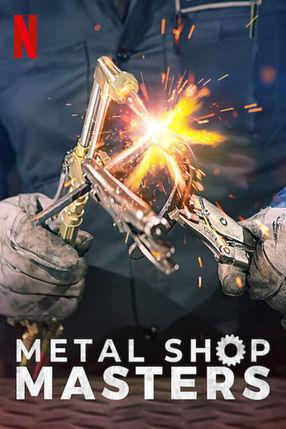 Poster: Metal Shop Masters