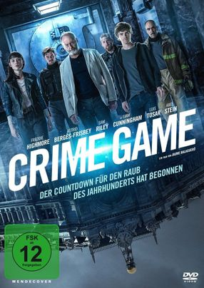 Poster: Crime Game