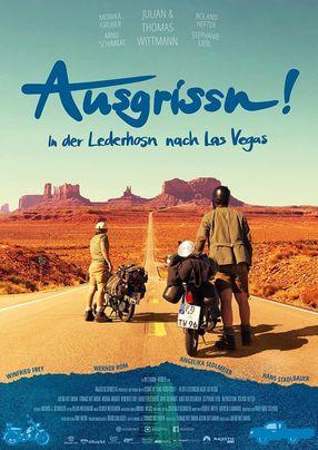 Poster: Ausgrissn! - In der Lederhosn nach Las Vegas