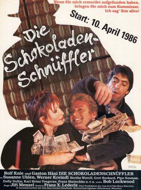 Poster: Die Schokoladenschnüffler
