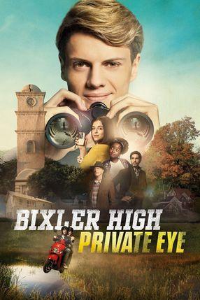 Poster: Bixler High Private Eye