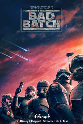 Poster: Star Wars: The Bad Batch