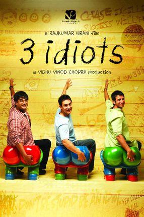 Poster: 3 Idiots