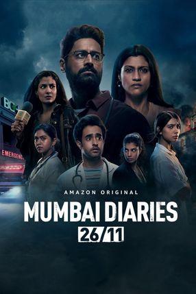 Poster: Mumbai Diaries 26/11