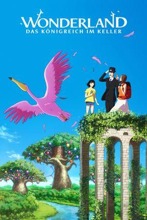 Poster: Wonderland: Das Königreich im Keller