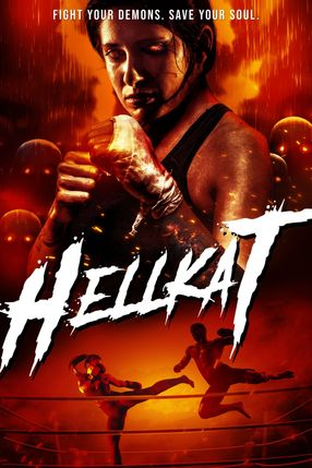 Poster: Hellkat - Fight For Your Soul