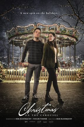 Poster: Christmas on the Carousel