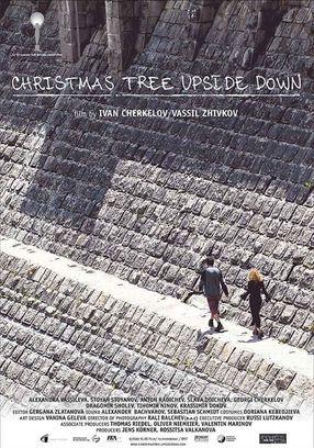 Poster: Christmas Tree Upside Down