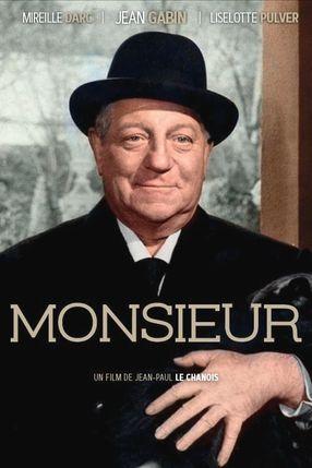 Poster: Monsieur