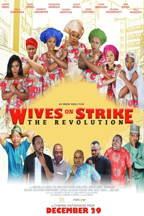 Poster: Wives on Strike: The Revolution