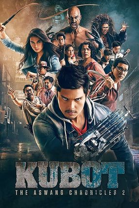 Poster: Kubot: The Aswang Chronicles 2