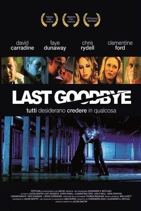 Poster: Last Goodbye