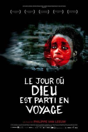 Poster: Ruanda - The Day God Walked Away