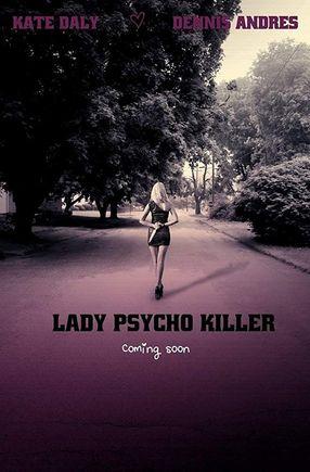Poster: Lady Psycho Killer