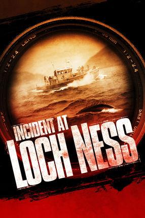 Poster: Zwischenfall am Loch Ness
