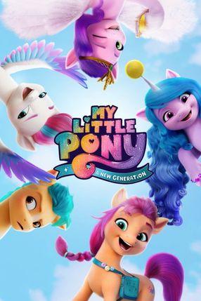 Poster: My little Pony - Eine neue Generation