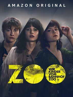 Poster: Wir Kinder vom Bahnhof Zoo