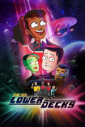 Poster: Star Trek: Lower Decks