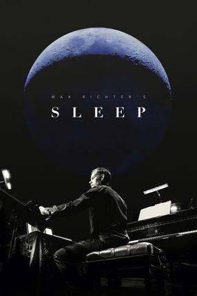 Poster: Max Richter's Sleep