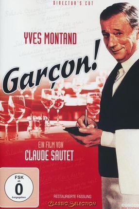 Poster: Garcon Kollege kommt gleich