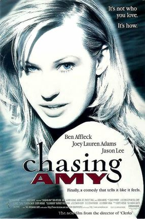 Poster: Tracing Amy: The Chasing Amy Doc